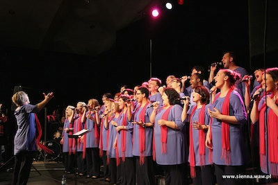 Sieenna Gospel Choir