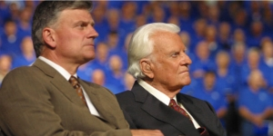 Franklin i Billy Graham