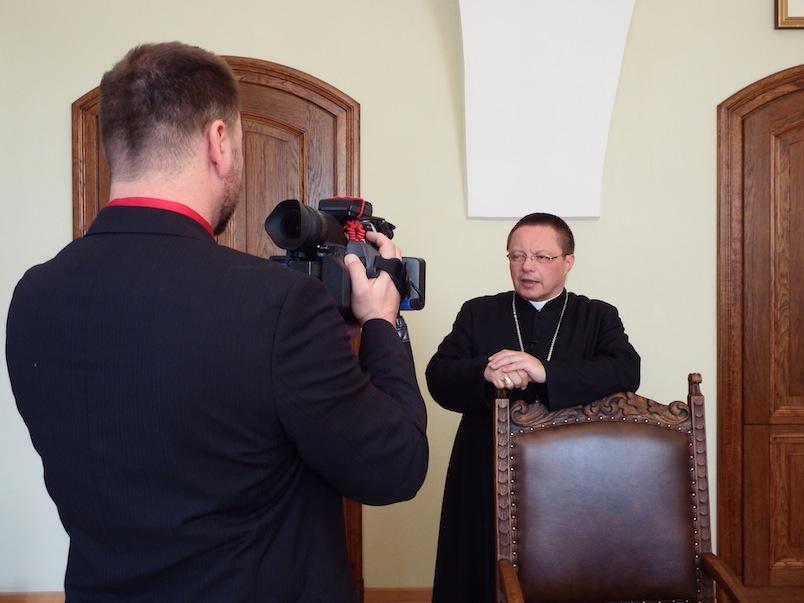 Artur Pawlowski i Biskup Rys 2