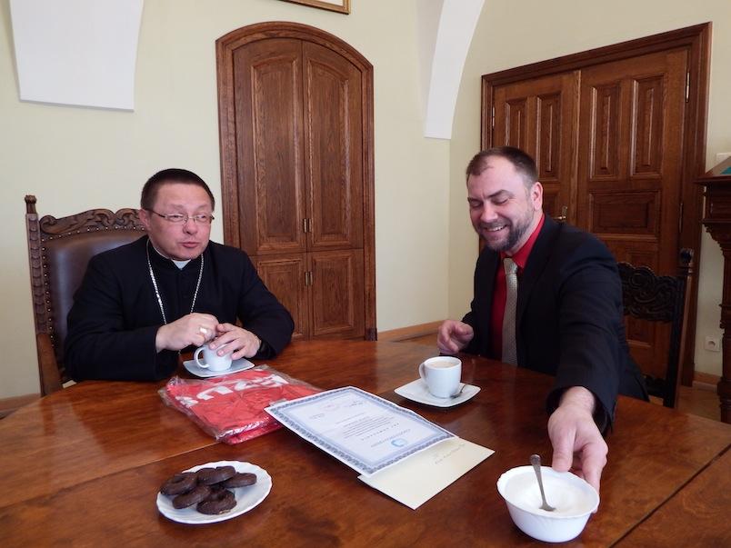 Artur Pawlowski i Biskup Rys 3