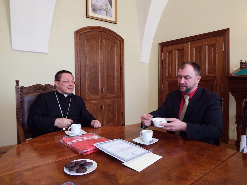 Artur Pawlowski i Biskup Rys 4