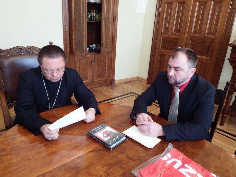 Artur Pawlowski i Biskup Rys 5