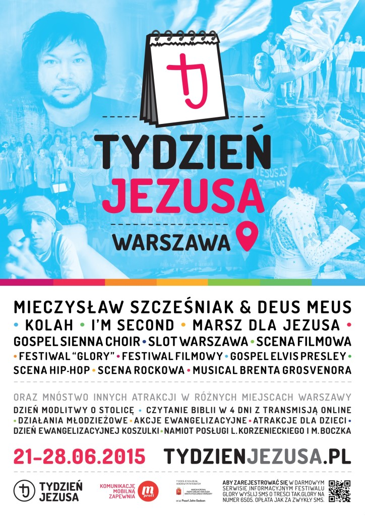 plakat TJ Warszawa 2015